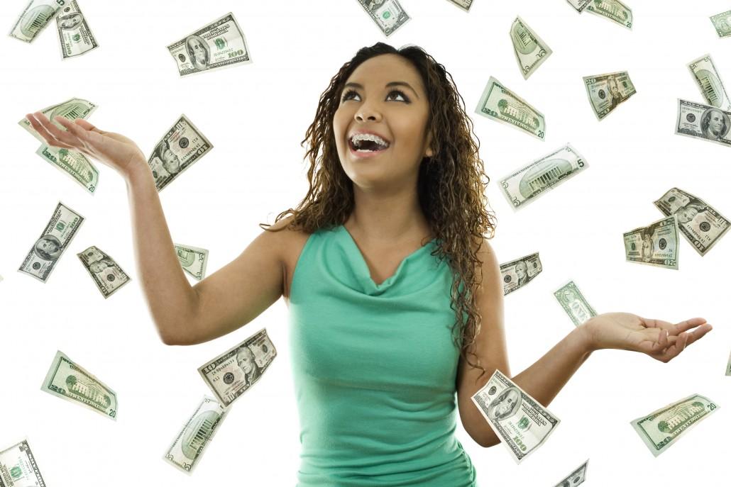Its raining money cash flow