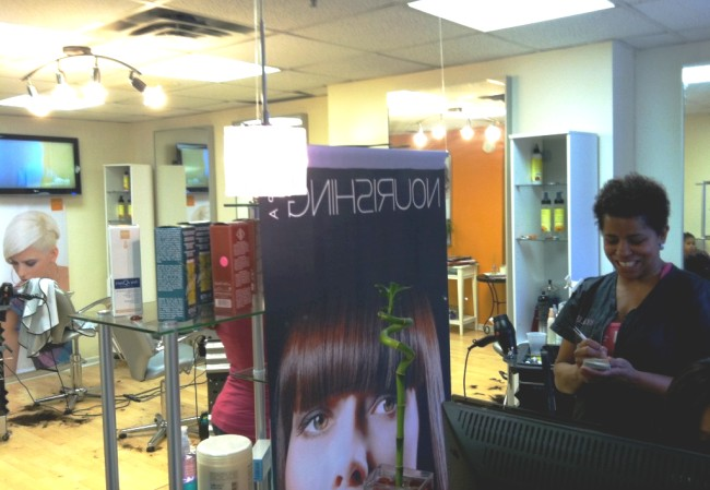 Dominican hair salons