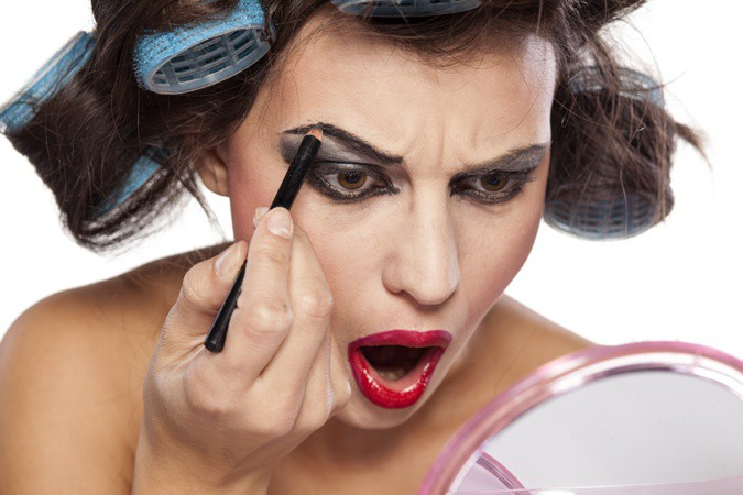 race gender discrimination, makeup in the workplace