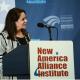 Ana Maria Fernandez-Haar at the 2nd American Latino National Summit