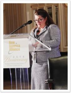 Lorraine Corez-Vazquez, AARP, co-sponsor remarks