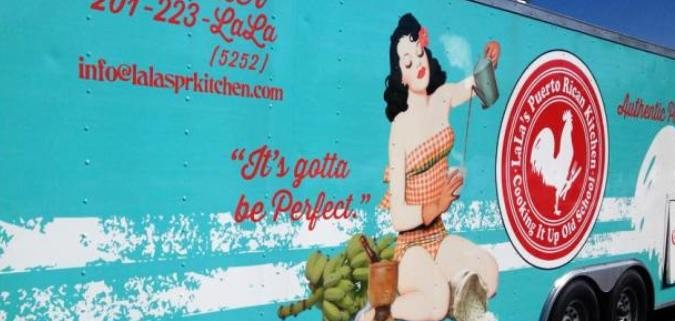 Side of Lala's Puerto Rican Kitchen Food Truck2