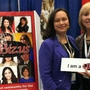 Silvia Tergas, Prudential and Susana G Baumann, LatinasInBusiness.us