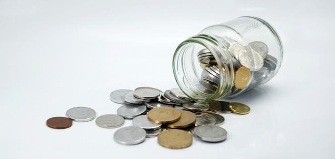 Savings for retirement in a jar