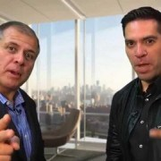 Jesse Torres and Aaron M. Sanchez Two Men in your Business