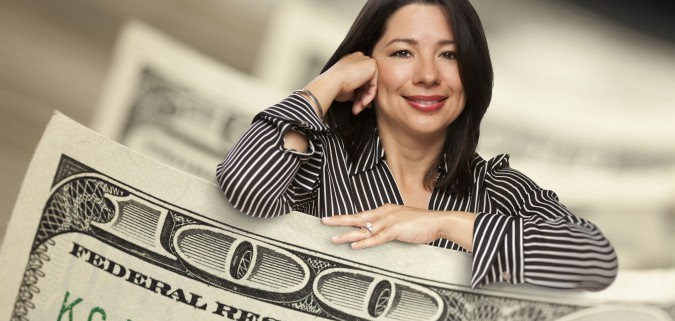 women of color lack of access to capital