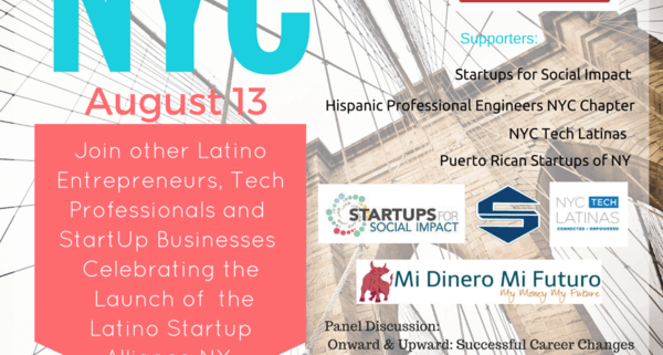 Latino Startup Alliance Launches NYC Chapter