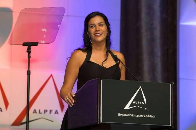 Yvonne Garcia ALPFA Chairwoman Closing Remarks
