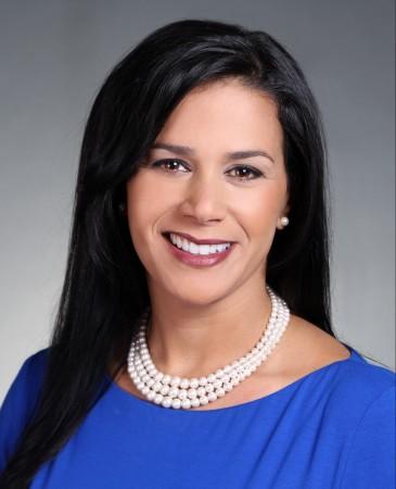 Yvonne Garcia, National Chairwoman of ALPFA