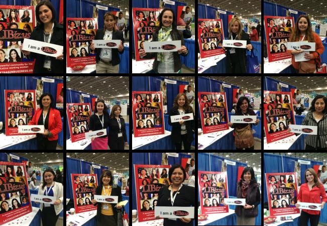 Latina entrepreneurs at GWHCC Biz Expo American Dream