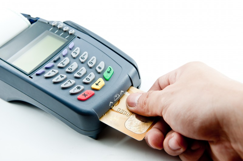 EMV card readers communicate with new technologies that are encripted