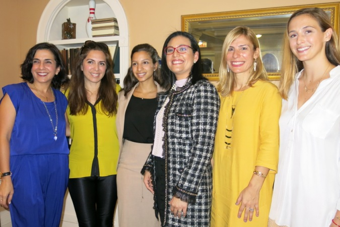 Members of the AccessLatina accelerator strategic media partnership