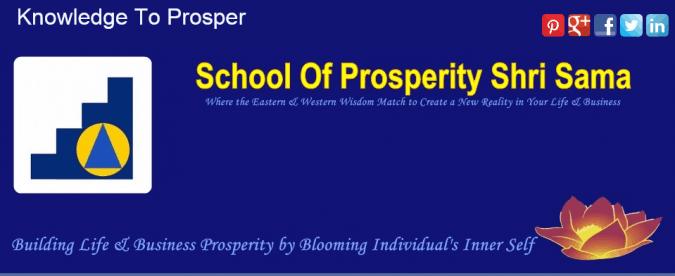 School of prosperity banner