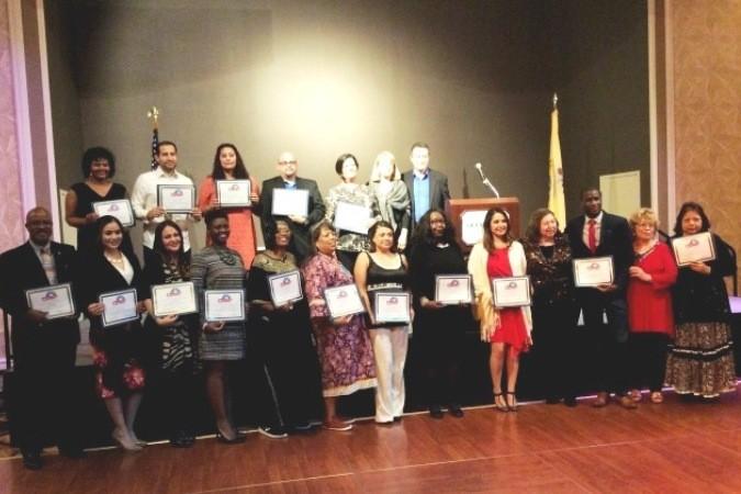 Certified Diversity Meeting Professionals Class of 2015 at Atlantic City, NJ