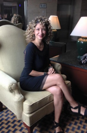 Monica Taher, serial Tech entrepreneur and new Tech Talk contributor at LatinasInBusiness.us