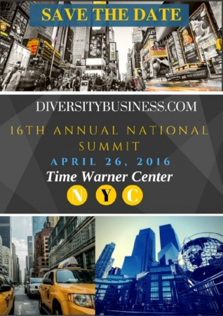 Diversity business Summit 2016