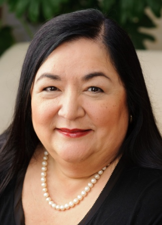 Dr Jane Delgado, President and CEO, National Alliance for Hispanic Health.