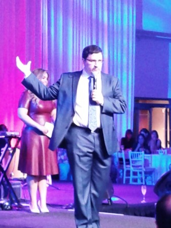 Manny Ruiz, Hispanicize Media Group CEO at Hispanicze 2015