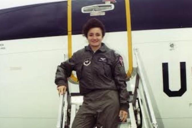 Graciela Tiscareno-Sato, a US Air Force Veteran