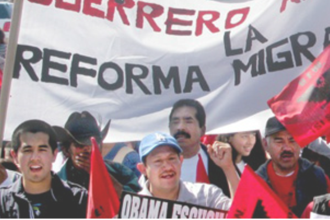 Founded in 1962 by Cesar Chavez, the United Farm Workers of America is the nation's first successful and largest farm workers union currently active in 10 states. http://www.ufw.org/