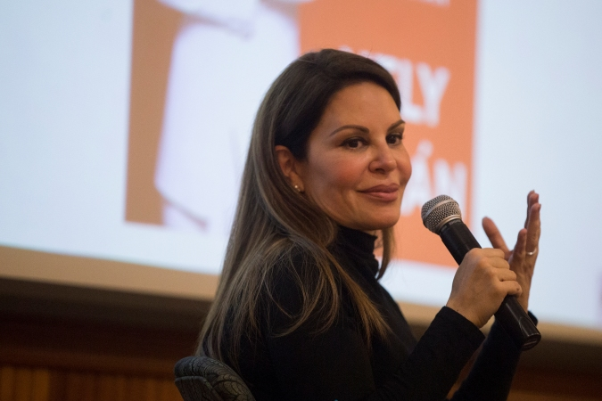 Nely Galan Self-Made