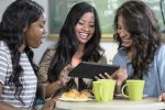 Women in tech startups mobile apps
