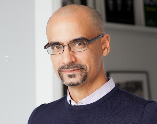 Junot Diaz, Pulitzer Prize winner/author