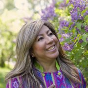 Chef Amalia Moreno-Damgaard will be at the World of the Latino Cuisine