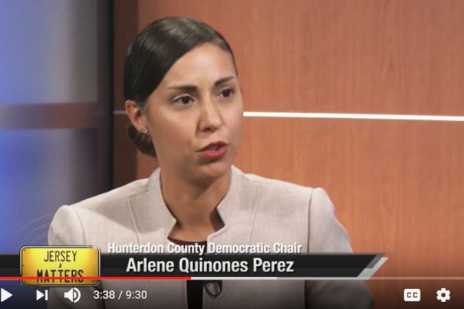 Arlene Quinones Perez President Trump's immigration