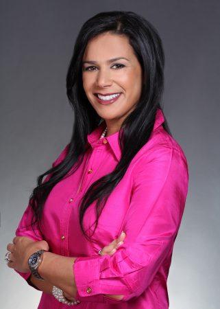 Yvonne Garcia female leadership