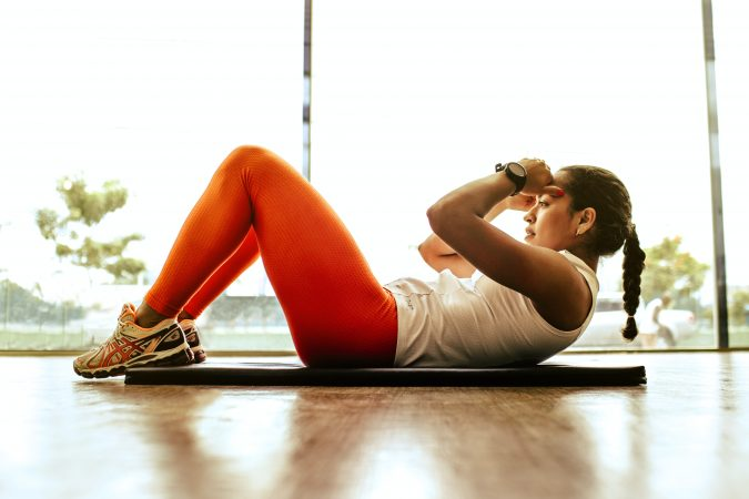 working out from home, New Year fitness goals