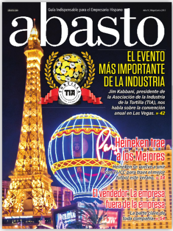 Cover Abasto Magazine May/June 2017 Latinas in the USA