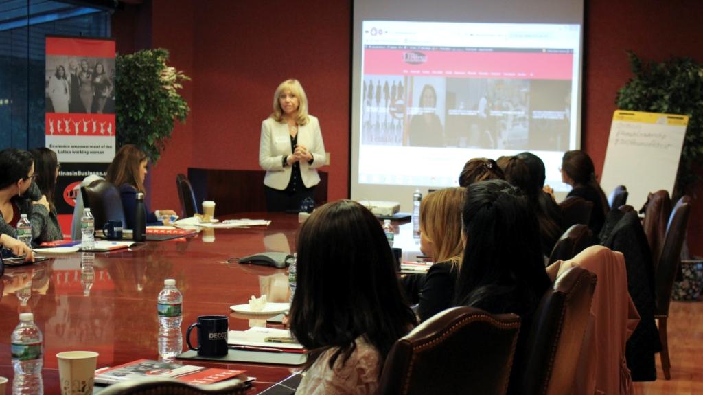 female leadership Latina entrepreneurs