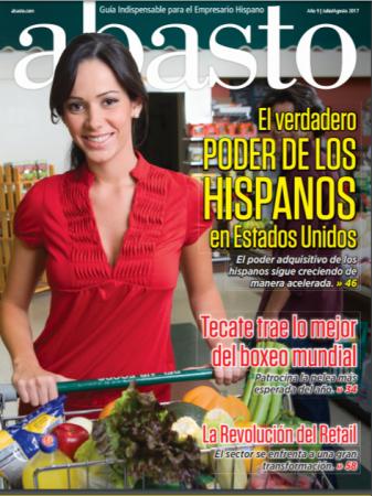 Abasto Magazine personal brand