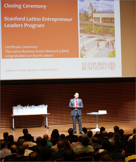 Mark L. Madrid Executive Director LBAN Latina entrepreneurs