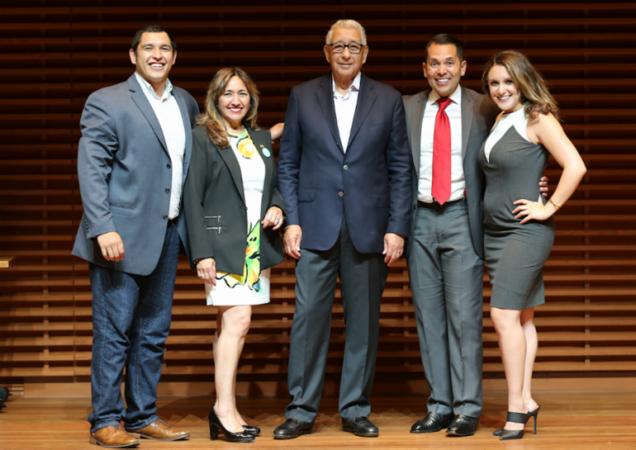 Stanford leadership group Latina entrepreneurs