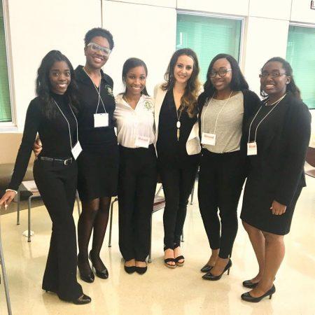 Ana Larrea-Albert WeLead event at Florida Atlantic University