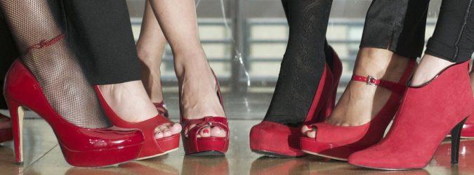 Red Shoe Movement Signature Event