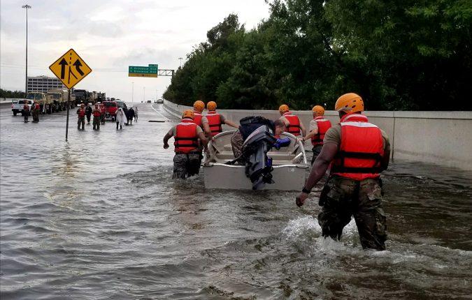 Hurricane Harvey recovery