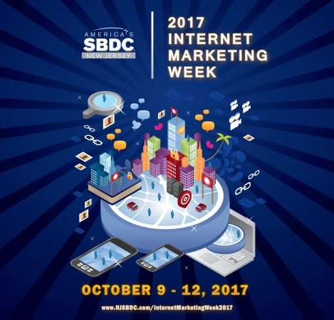 Participants at 2016 Internet Marketing Week SBDCNJ - Rutgers School of Business NJ