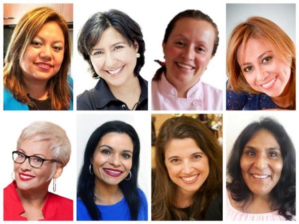 Latina entrepreneurs Pitch competition