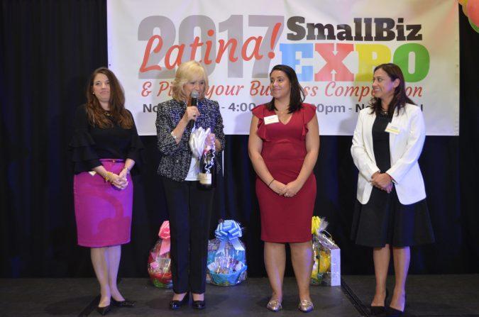 Latina SmallBiz Expo Pitch Competition winners