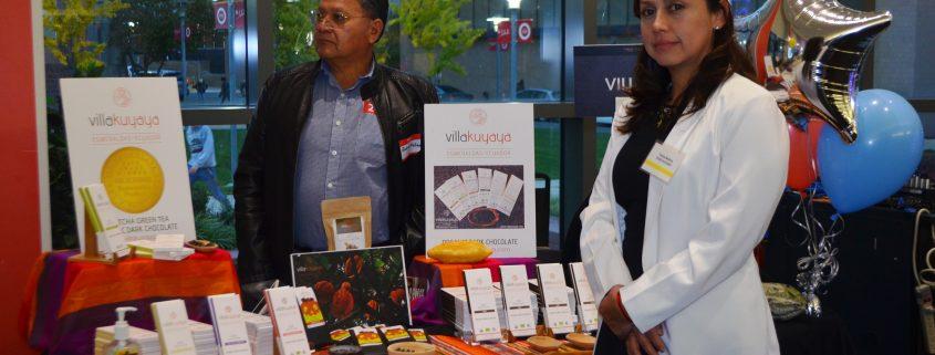 Black and Latina entrepreneurs