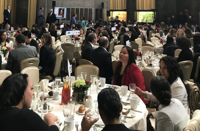 2018 latinas in business highlights