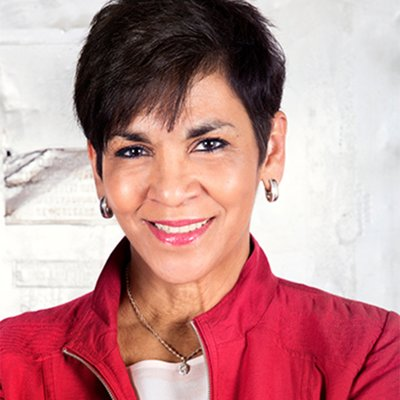 Marilyn Alverio, founder of Latinas & Power