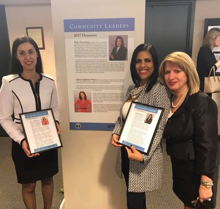 Latina leadership