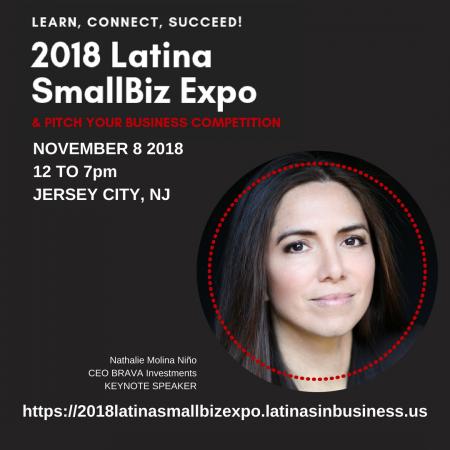 Nathalie Molina Niño. BRAVA IInvestments