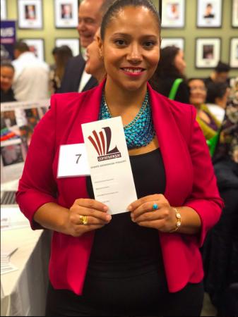 women of color latina journalist