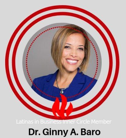 Dr Ginny Baro executive coach