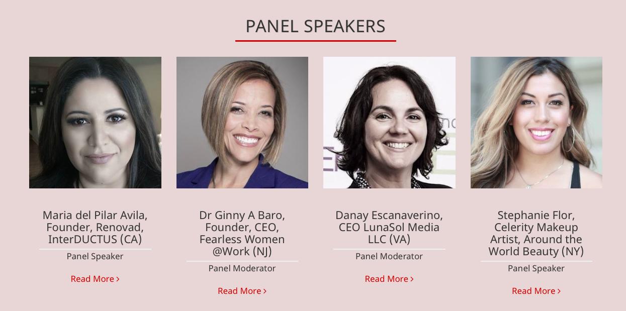 panelist speakers